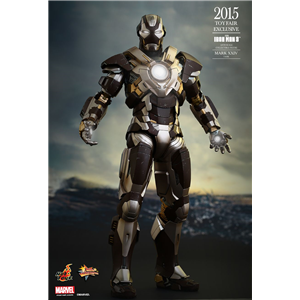 Hot Toys: Iron Man Mk 24 Tank 1/6