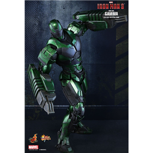 Hot Toys : Iron Man Mk26 Gamma 1/6