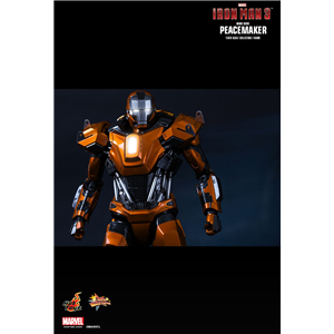 Hot Toys: Iron Man Mk 36 Peacemaker 1/6