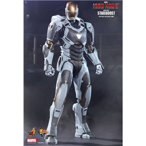 Hot Toys : Iron Man Starboost Mk 39 1/6