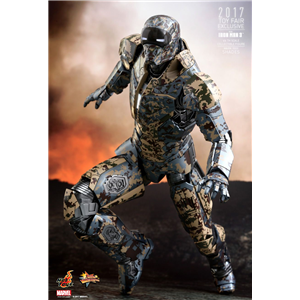 Hot Toys : Iron Man Mk 23 Shades 1/6