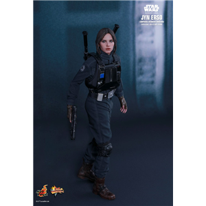 Hot Toys : MMS 419Rogue One: A Star Wars Story Jyn Erso (Imperial Disguise Version)  1/6