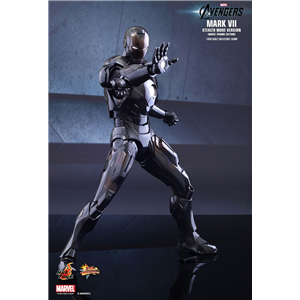 Hot Toys : iron man mark vii stealth mode