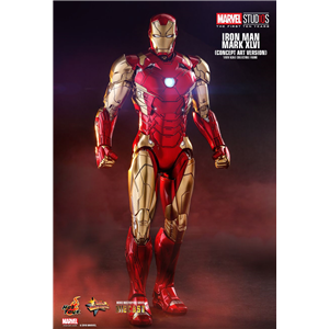 Hot Toys - Iron Man Mark 46 Concept Art Version