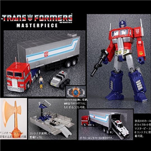 TAKARA TOMY - MASTERPIECE TRANSFORMERS MP-10 OPTIMUS PRIME CONVOY