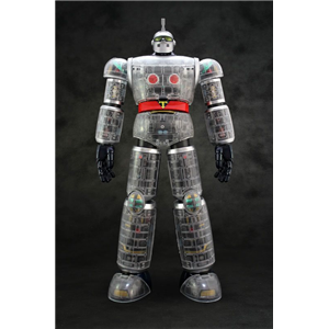 EVOLUTION TOY : Super Metal Action - Taiyo no Shisha Tetsujin 28-Go Skeleton Armor Ver. (Limited 300 pcs)