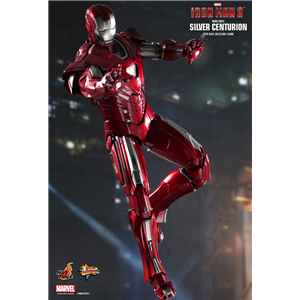 Hot Toys: Iron Man Mk 33 Silver Centurion1/6