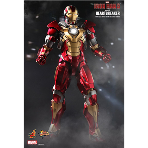 Hot Toys: Iron Man Mk 17 Heartbreaker 1/6
