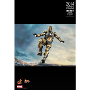 Hot Toys: Iron Man Mk 20 Python 1/6