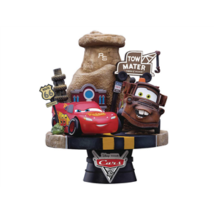 Beast Kingdom : D-Select 009 Cars3