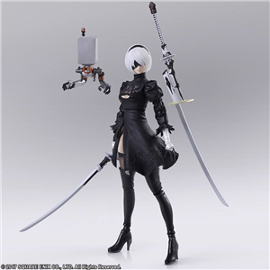 Square Enix - Final Fantasy - Bring Art - NieR:Automata - YoRHa No.2 Type B Version 2.0