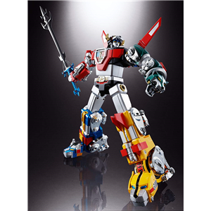 Soul of Chogokin GX-71 Voltron Voltron: Defender of the Universe
