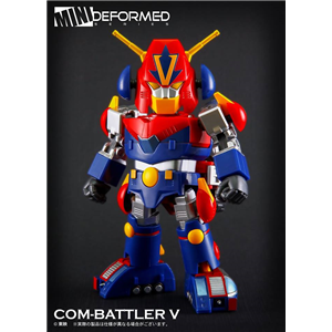Mini Deformed Series 01 - Choudenji Robo Combattler V