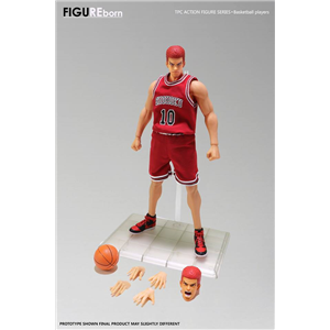 SOMEBODY Toys - 1/9 Diecast Basketball Player Series 1st launch - Genius Basketball Player (Sakuragi)