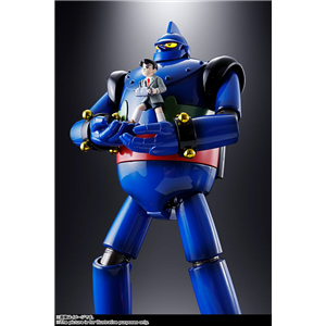 Chogokin Soul GX-24R Tetsujin 28 (1963) Music loaded ver.