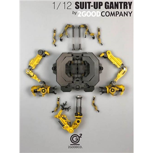 2Good Company - 1/12 Scale Suit Up Gantry
