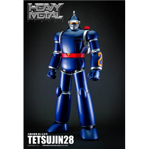 Action Toys : Heavy Metal - Tetsujin 28
