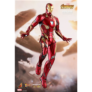 Hot Toys : AVENGERS - INFINITY WAR - Iron Man Mark L